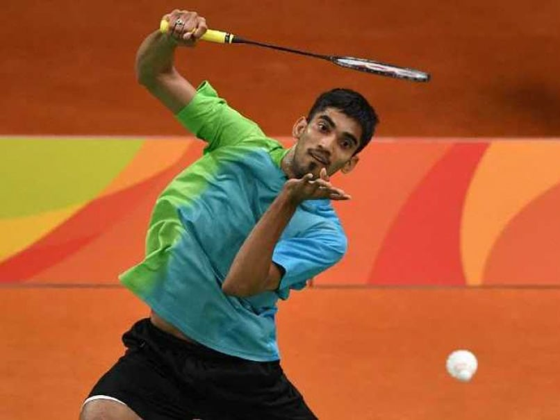 Olympic Games Show Highlight Of The Year: Kidambi Srikanth