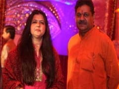 AAP's Poonam Azad Switches To Congress, Says Husband Kirti Azad Could Too