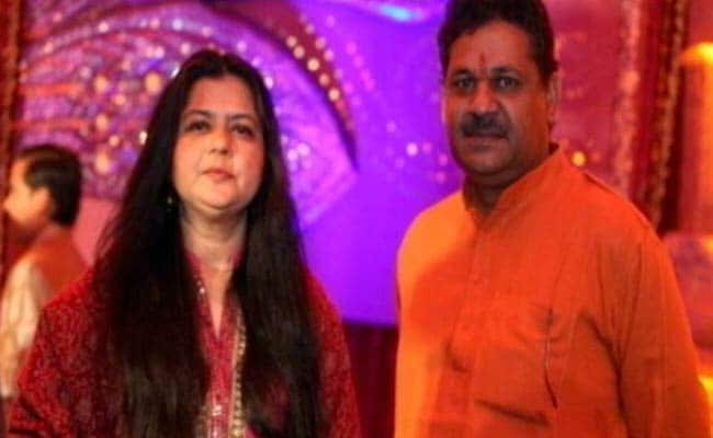 AAP's Poonam Azad Switches To Congress, Says Husband Kirti