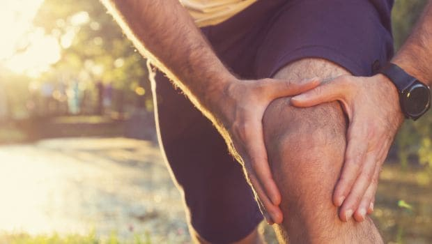 Knee Pain Can Lead To Depression