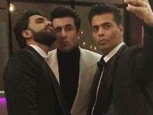 Ranveer Singh Reveals Just How <i>Befikre</i> His <i>Koffee With</i> Ranbir Will Be