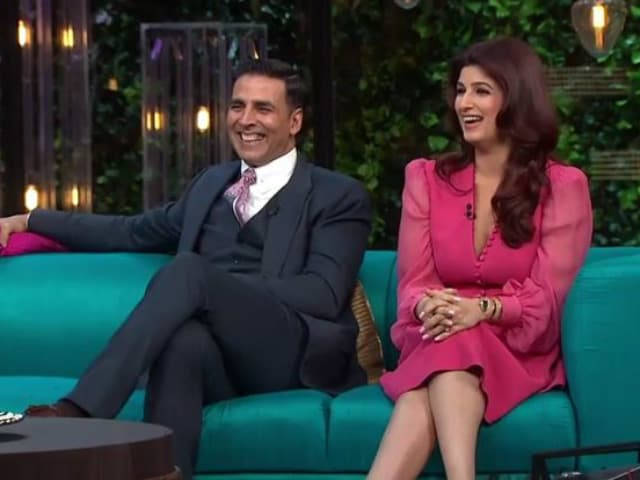 Koffee With Karan: Twinkle Khanna, Akshay Kumar's Episode is a Laugh Riot