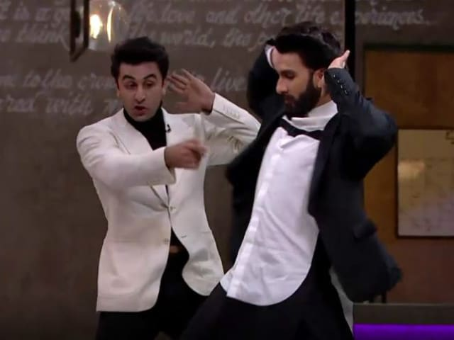Koffee With Karan 5: Sorry, Ranveer Singh.  5 Examples of How Ranbir Kapoor Shut it Down