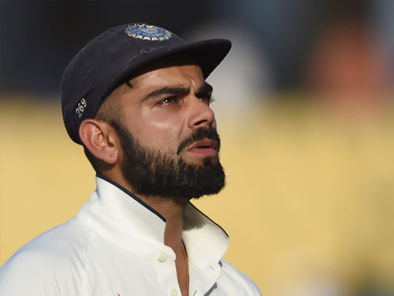 Virat Kohli 'tampered' with ball in 1st Test against England