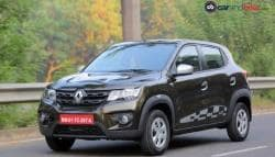 Renault Kwid Electric Vehicle Being Developed For China