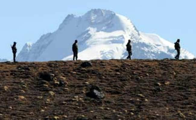 Indian Troops Foil China's Incursion Bid In Ladakh: Report