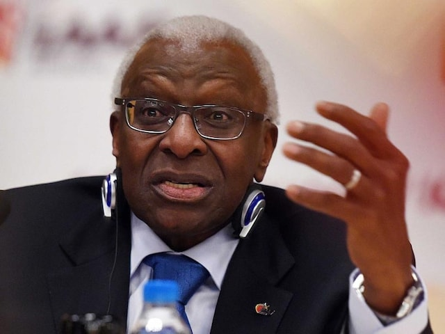 Disgraced ex-IAAF Chiefs Friends Pay French Bail