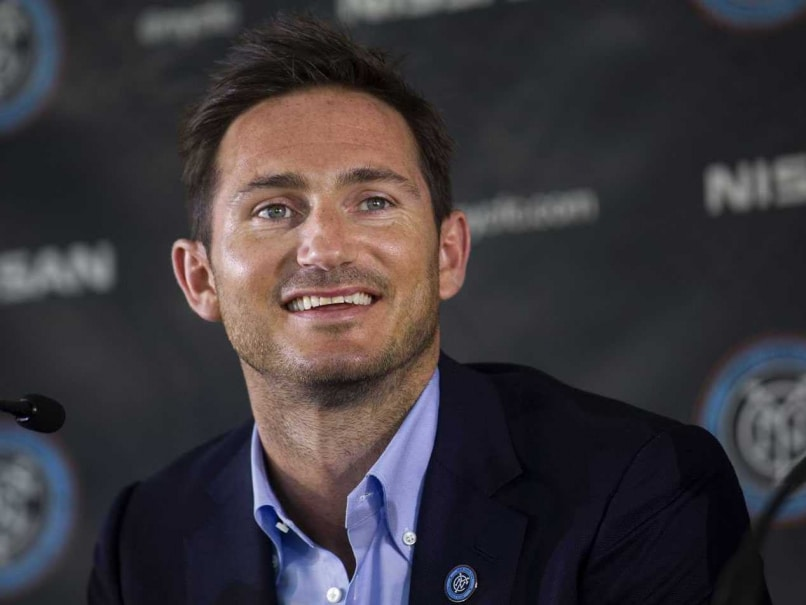 Ex-Chelsea Star Frank Lampard Departs New York City FC
