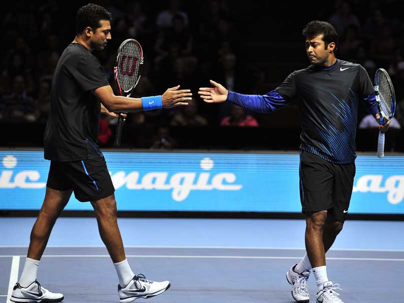 Leander Paes-Mahesh Bhupathi Wrangle 'New Chapter In Old Story'