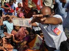 Celebrating Note Ban Like Cutting Cakes On Victims' Graves: Shiv Sena