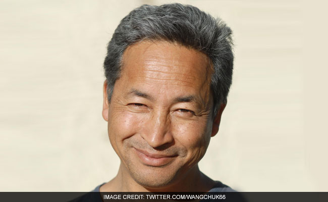 Sonam Wangchuk, The Real Life 'Phunsukh Wangdu', Plans 800 Crore University In Ladakh