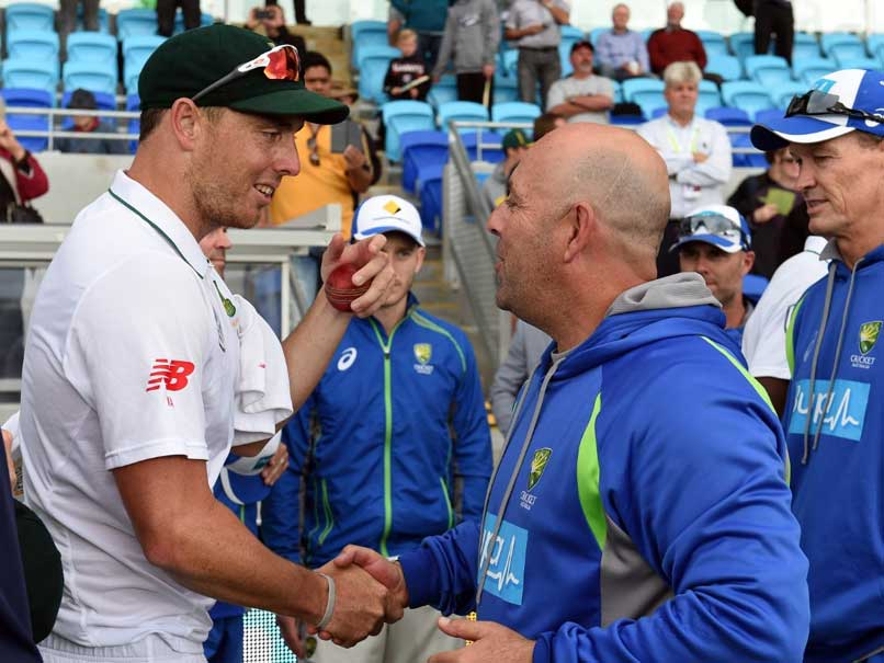 Only Four Players Safe in Shattered Australian Team, Warns Darren Lehmann
