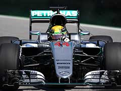 Lewis Hamilton Leaves Rivals in The Dust in Opening Practice