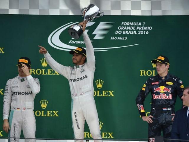 Lewis Hamilton Wins Brazilian GP to Take Title Showdown With Nico Rosberg to Final Race