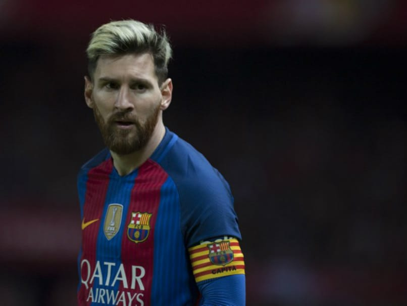 Lionel Messi Tax Fraud Sentence Reduced To Fine
