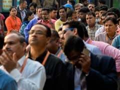 Elderly Man Dies In Bank Queue In Maharashtra's Palghar