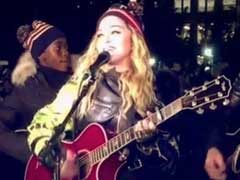 Ahead Of Voting, Pop Legend Madonna Plays Surprise Concert For Hillary Clinton