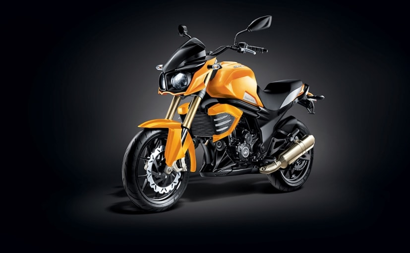 Mahindra Mojo With New Matte Sunburst Yellow Shade Launched
