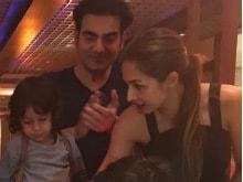 Malaika Arora, Arbaaz Khan Dined Together on Son Arhaan's Birthday