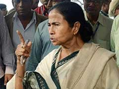 Mamata Banerjee Slams Centre Over Raid On Tamil Nadu Chief Secretary