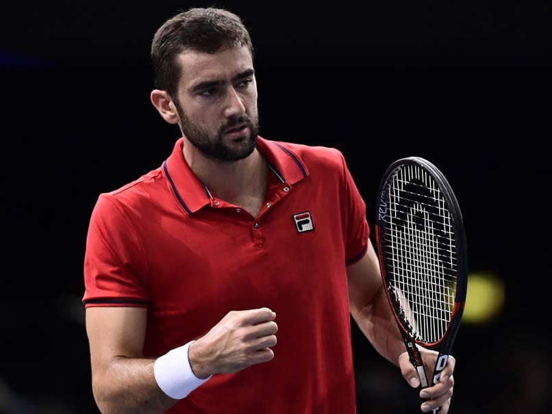 Marin Cilic Locks Down ATP Tour Finals Berth
