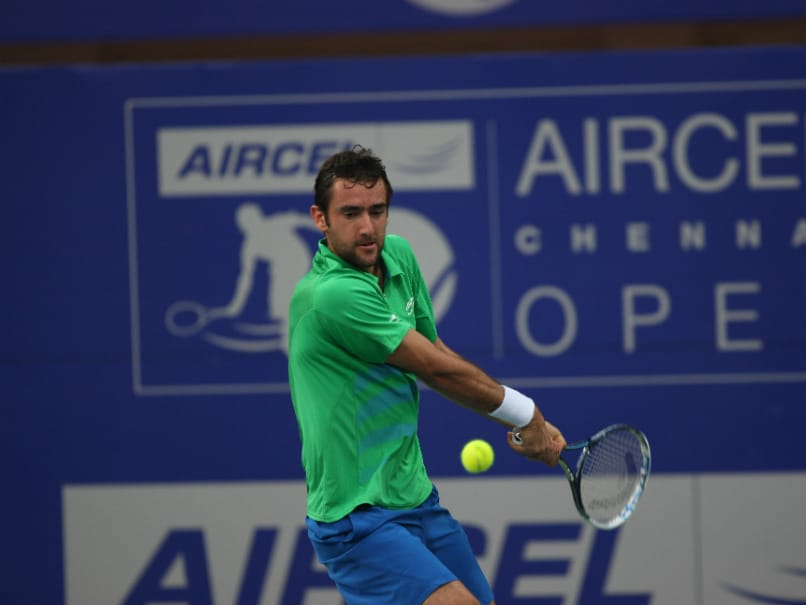 Chennai Open: Marin Cilic Confirms Return