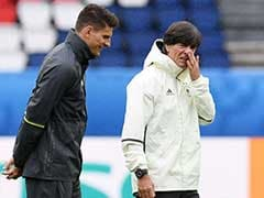 Joachim Loew Backs Goal-Shy Mario Gomez Ahead of Germany's Clash vs Italy