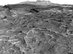 Huge Underground Deposit Of Ice Found On Mars