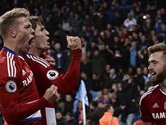 Premier League: Marten De Roon Denies Manchester City, First Win For Sunderland