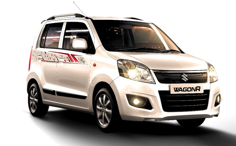 Swift 2016 Price In Pakistan >> Maruti Suzuki Wagon R Felicity Limited Edition Launched At Rs. 4.4 Lakh - NDTV CarAndBike