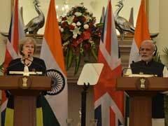 गैरकानूनी ढंग से ब्रिटेन में मौजूद भारतीयों की वापसी पर निर्भर करेगा वीसा नियमों में लचीलापन : थेरेसा मे