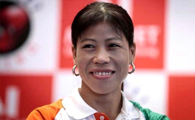 बॉक्सिंग : भारत की एमसी मेरीकाम एशियाई चैम्पियनशिप के सेमीफाइनल में पहुंचीं