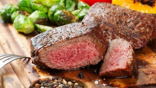 Eating Meat May Cause Heart Failure in Older Women