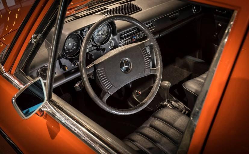 Mercedes W114/W115 Pickup Cabin