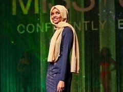 Woman Wears Hijab And Burkini In Minnesota Pageant