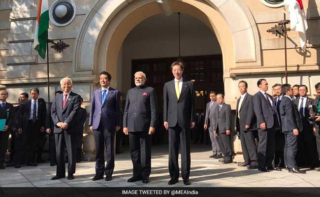 पीएम नरेंद्र मोदी ने जापानी उद्योगों की वृहद भागीदारी का आह्वान किया