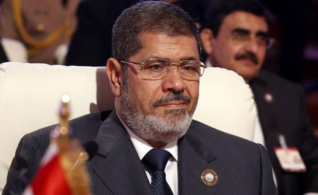 मिस्र के पूर्व राष्ट्रपति मोरसी की आजीवन कारावास की सजा बरकरार
