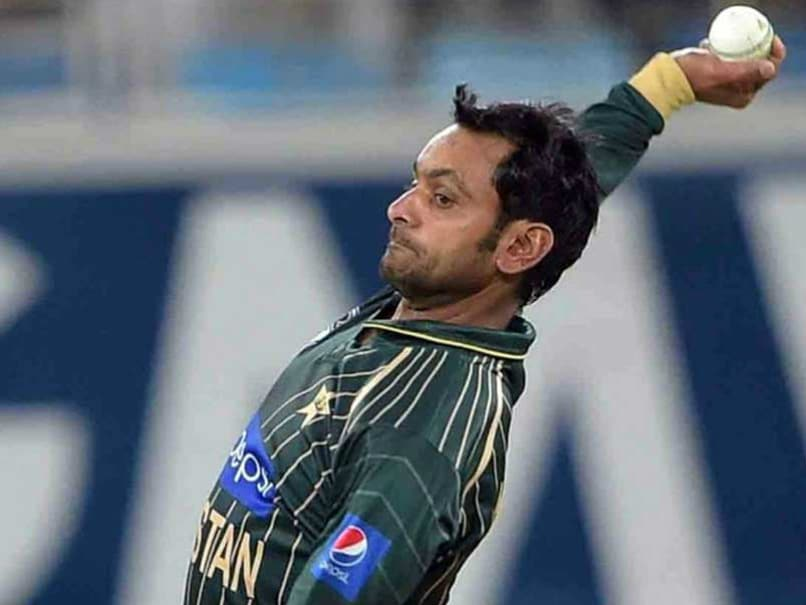 Mohammad Hafeez Returns to Pakistan ODI Squad For Series Against Australia