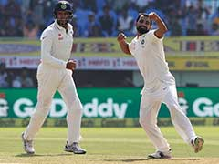 India vs England: Mohammed Shami Doubtful Starter For Mumbai Test