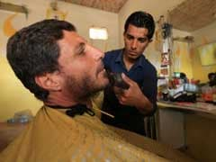 Shaves At Barber's, Corpses In Streets As ISIS Retreats In Mosul