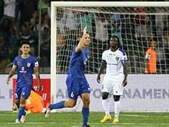 ISL 2016: Mumbai City FC Outclass Chennaiyin FC to Book Semifinal Berth
