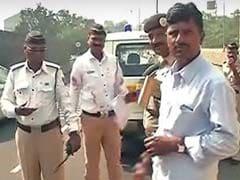 मुंबई के ईस्टर्न फ्री-वे पर सड़क हादसा, परिवार के 6 लोगों की मौत, 3 ज़ख्मी