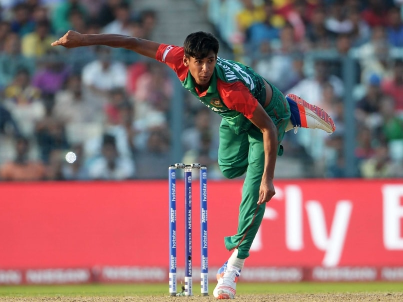 India vs Bangladesh: Mustafizur Rahman to Miss One-Off Test Against India