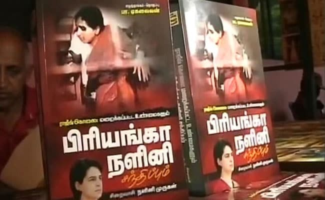 Why, Asked Priyanka Gandhi Vadra, And Broke Down: Rajiv Gandhi Assassin Nalini In Book
