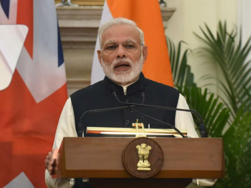 Prime Minister Narendra Modi Advocates Use Of IT For Speedy Delivery Of Justice