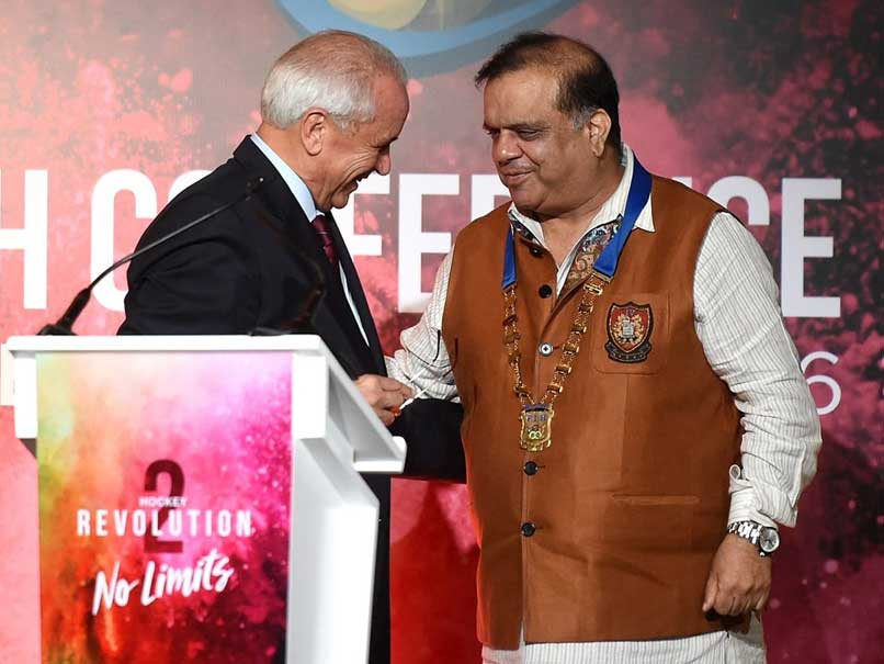 Narinder Batra Becomes First Non-European International Hockey Federation President