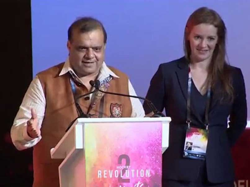 Narinder Batra Wants to Take Hockey Across The Globe