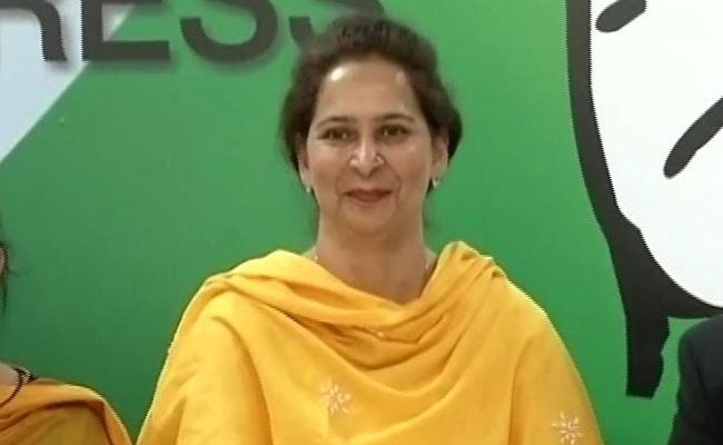 'No Congress MLA Will Join Amarinder Singh Except...': Navjot Kaur Sidhu