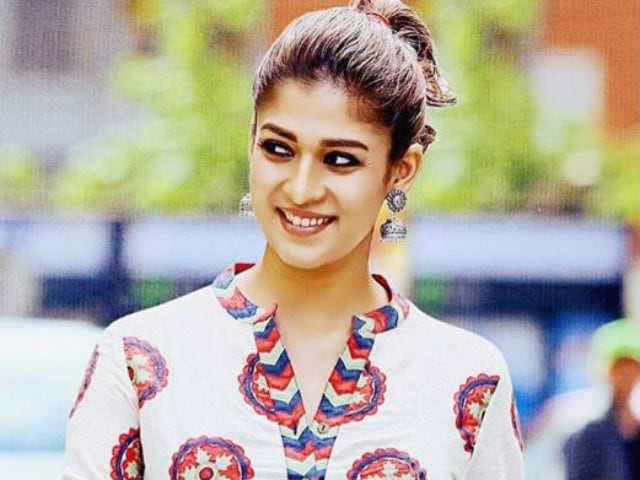 Details About Nayanthara's Next Film Will be Revealed on Her Birthday