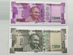 Here's How Much It Costs The RBI To Print New 500 And 2,000 Rupee Notes